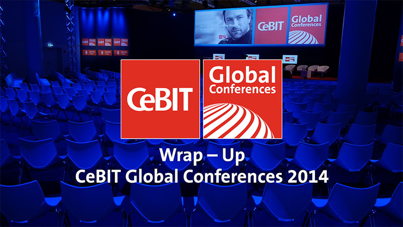 CeBIT Global Conferences 2014